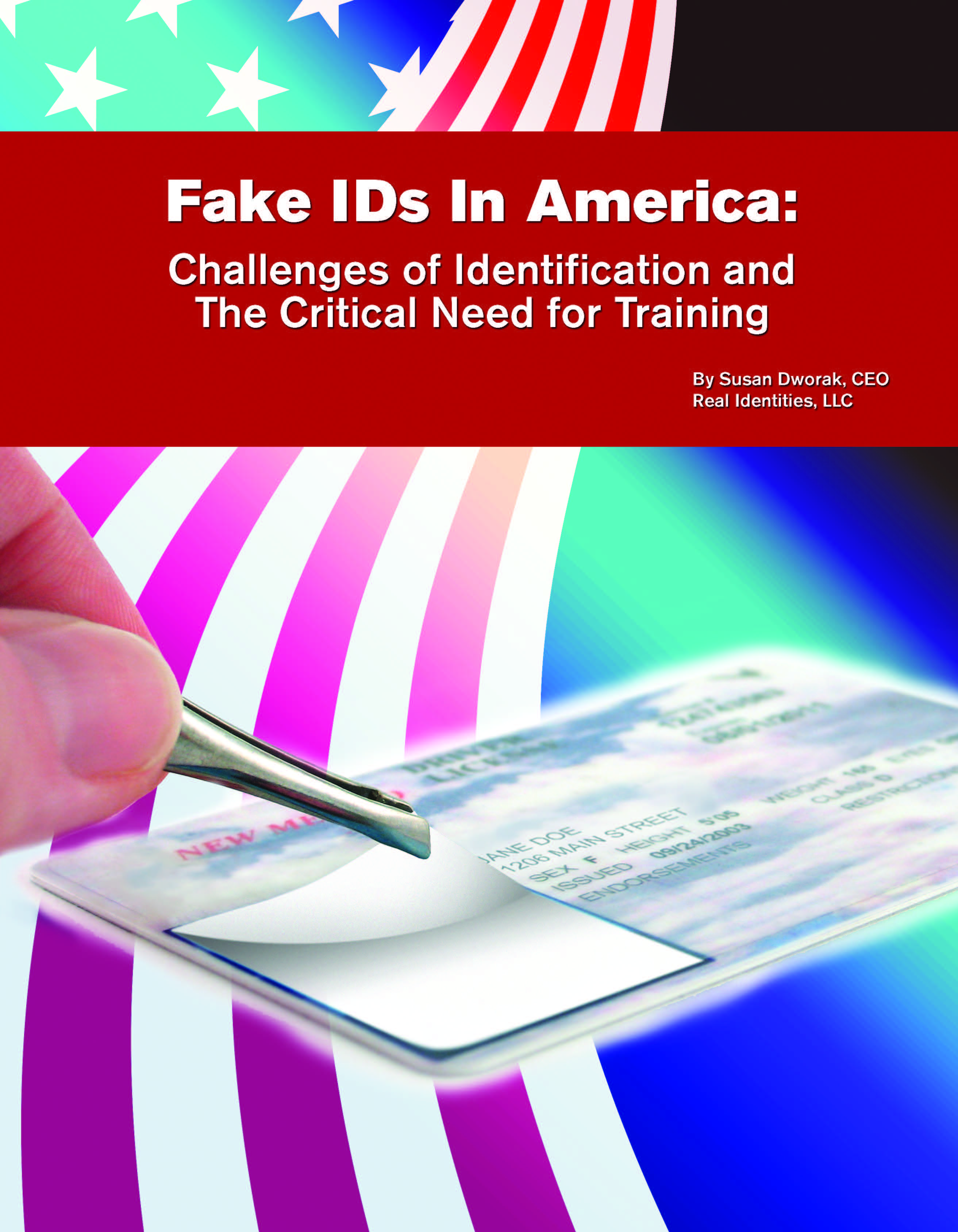Center for Alcohol Policy » Fake IDs in America: Challenges of
